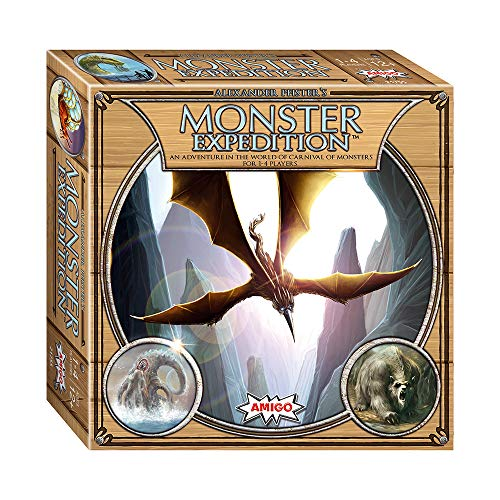 Amigo Spiel + 21755 Freizeit 2054 Monster Expedition