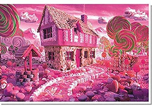 1000 kappaleen puinen palapeli,Beroemde schilderij oude meester landschap natuurlijke landschap papier puzzels voor volwassen Diy puzzel speelgoed