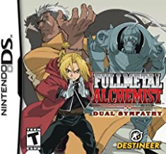 Best fullmetal alchemist ds game Reviews