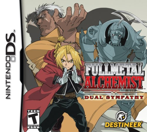 FULL METAL ALCHEMIST DUAL SYMPATHY NDS
