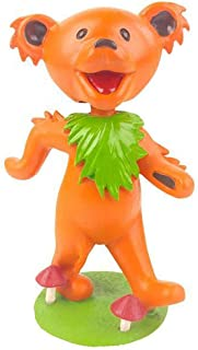 Kollectico DB6O Grateful Dead Dancing Bear Bobblehead, Orange