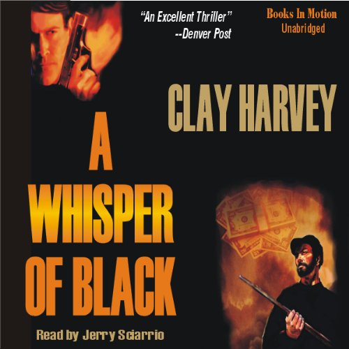 A Whisper of Black audiobook cover art