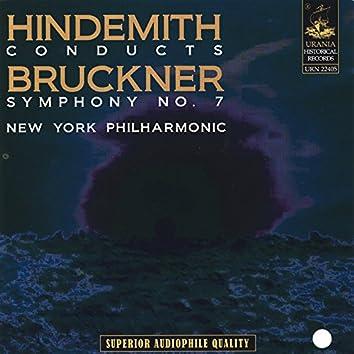 Hindemith Conducts Bruckner Symphony No. 7