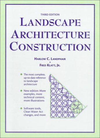 Download Landscape Architecture Construction (Atlas of Clinical Gynecology; 2) 0132549476