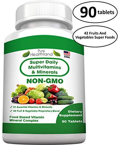 Super Daily Multivitamins & Minerals