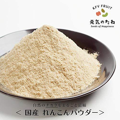 れんこんパウダー 無添加 国産 1kg れんこん粉