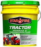 Starfire Premium Lubricants Universal Tractor Hydraulic & Transmission Fluid, 5 Gallon, Pail