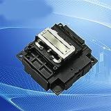 Parte Impresora Cabezal de impresión FIT para EPSON L300 L350 L351 L353 L355 L358 L365 L375 L381 L385 L395 L400 L401 L455 L475 L495 Cabeza de impresión (Color : Original Used)