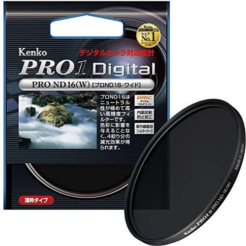 Kenko カメラ用フィルター PRO1D プロND16 (W) 72mm 光量調節用 272442