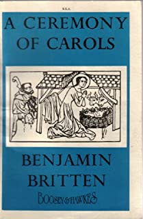 A Ceremony of Carols  Opus 28