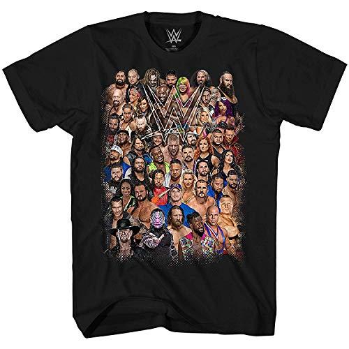 wwe big show t shirt - 8