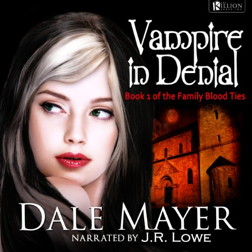 Vampire in Denial audiobook cover art
