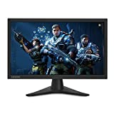 Lenovo G24-10 23.6-inch Gaming Monitor, FHD (1920 x 1080), TN Panel, LED Backlit, NVIDIA G-SYNC Compatible, 144Hz, 1ms Response, HDMI, DP, Low Blue Light, Anti-Glare, 65FDGCC2US, Black