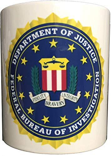 FBI Federal SKYNET-Taza de la Oficina de Investigación-USA