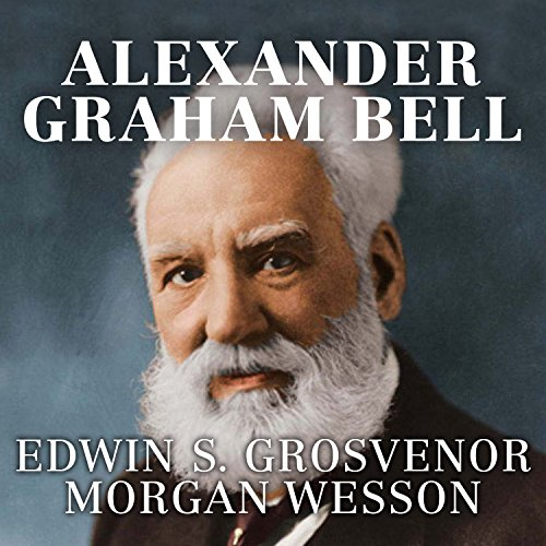 Alexander Graham Bell cover art