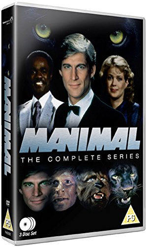 Manimal The Complete Series [DVD]
