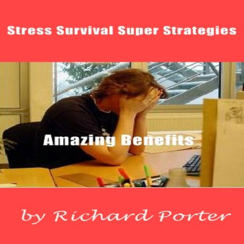 Stress Survival Super Strategies cover art