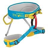 Singing Rock - Ara - Climbing Harness Size Größe K1, Grey/Turquoise/Blue