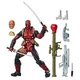 Marvel Figura de Deadpool, Serie de Leyendas (15,24cm)