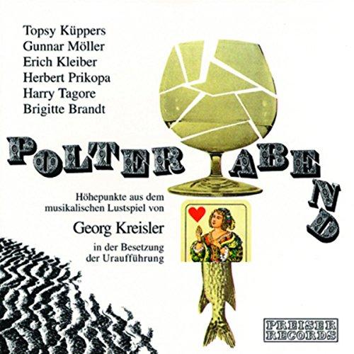 Polterabend. Ein musikalisches Lustspiel cover art