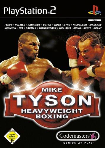 Preisvergleich Produktbild Mike Tyson Heavyweight Boxing [Software Pyramide]