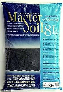 JUN マスターソイル HG パウダー 8リットル ×3 熱帯魚 用品