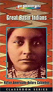Great Basin Indians VHS