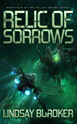 Relic of Sorrows: Fallen Empire, Book 4 (English Edition)