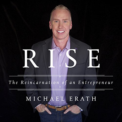 Rise: The Reincarnation of an Entrepreneur audiobook cover art