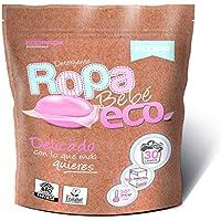 Flopp - Detergente Ecológico en Cápsulas para la Ropa de Bebé (30 capsulas)   Detergente Delicado