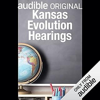 Kansas Evolution Hearings cover art