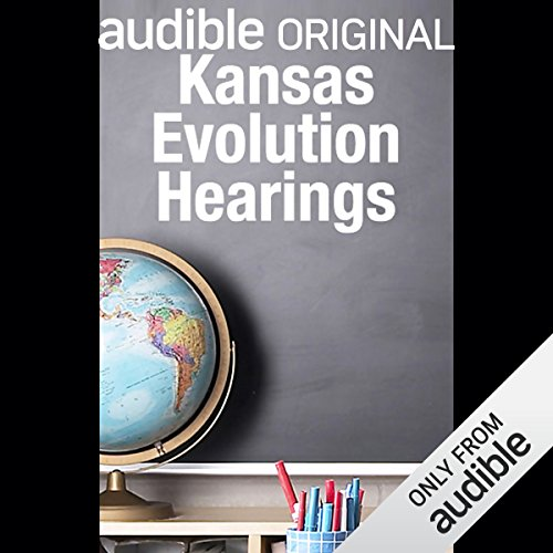Kansas Evolution Hearings cover art