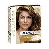 Clairol Nice'n Easy Balayage Permanent Hair Color, Brunettes, 1 Count