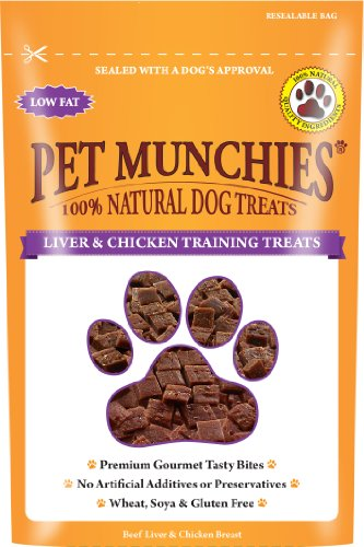 Liver and Chicken Training Treat