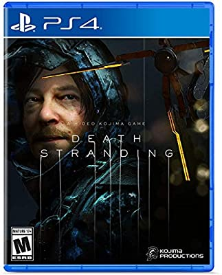 Death Stranding - PlayStation 4 from Sony Interactive Entertainment LLC