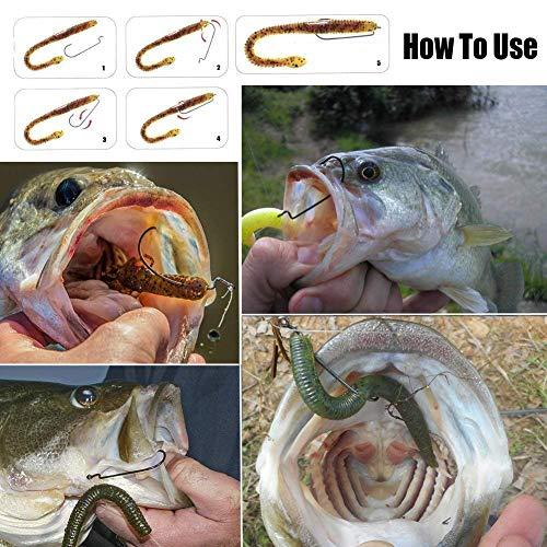 Sougayilang Fishing Hooks