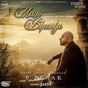 Mann Bharrya - Single