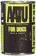 Wet Dog Food in a Tin, Duck and Turkey, Grain Free Recipe, No Artificial Ingredients, Good for Low M...