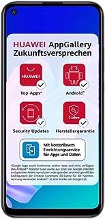 HUAWEI P40 lite E Dual SIM Smartphone Bundle (16,23 cm (6,39 inch), 64 GB ROM, 4 GB RAM, Android 9 AOSP zonder Google Play...