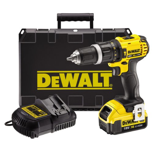 Dewalt DCD785M1 Perceuse visseuse à percussion 1 x 18 V 4 Ah