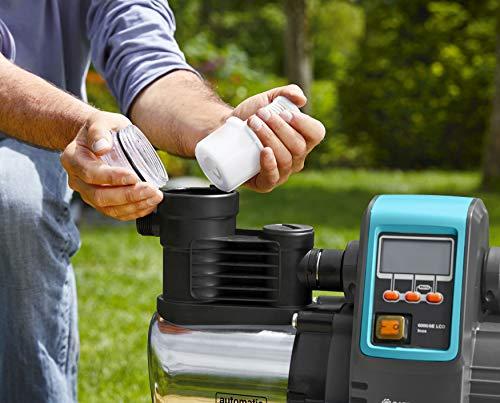 Gartenbewässerung Test