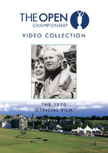 Photo of The Open Championship: The 1970 Official Film – Jack Nicklaus [DVD]