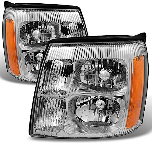 03 escalade headlight assembly - 9