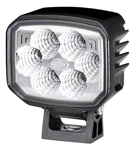 Preisvergleich Produktbild Hella 1GA 996 488-001 Arbeitsscheinwerfer - PowerBeam 1800 Compact - LED - 12V / 24V - 1850lm - Anbau / Bügelbefestigung - hängend / stehend - Nahfeldausleuchtung - Deutsch