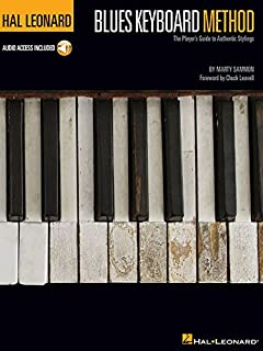 Hal Leonard Blues Keyboard Method: Foreword by Chuck Leavell