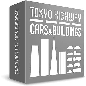 TOKYO HIGHWAY CARS & BUILDINGS (トーキョーハイウェイ拡張版・拡張ルール同梱)