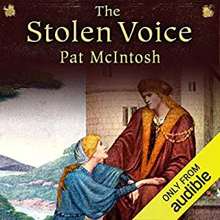 The Stolen Voice     Gil Cunningham Mysteries              By:                                                                                                                                 Pat McIntosh                               Narrated by:                                                                                                                                 Andrew Watson                      Length: 9 hrs and 17 mins     22 ratings     Overall 4.5