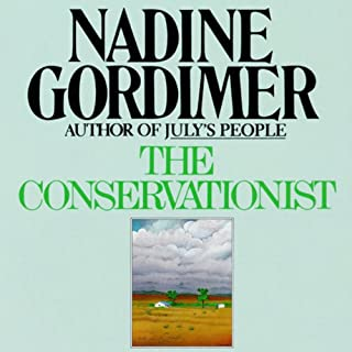 The Conservationist cover art