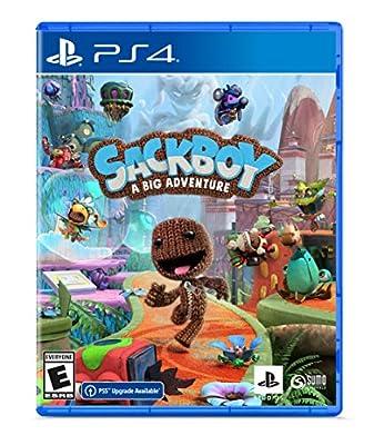 Sackboy: A Big Adventure from Playstation