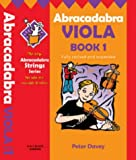 Abracadabra – Abracadabra Viola Book 1 (Book + CD)